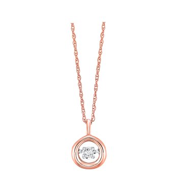 Rhythm of Love Circle Necklace
