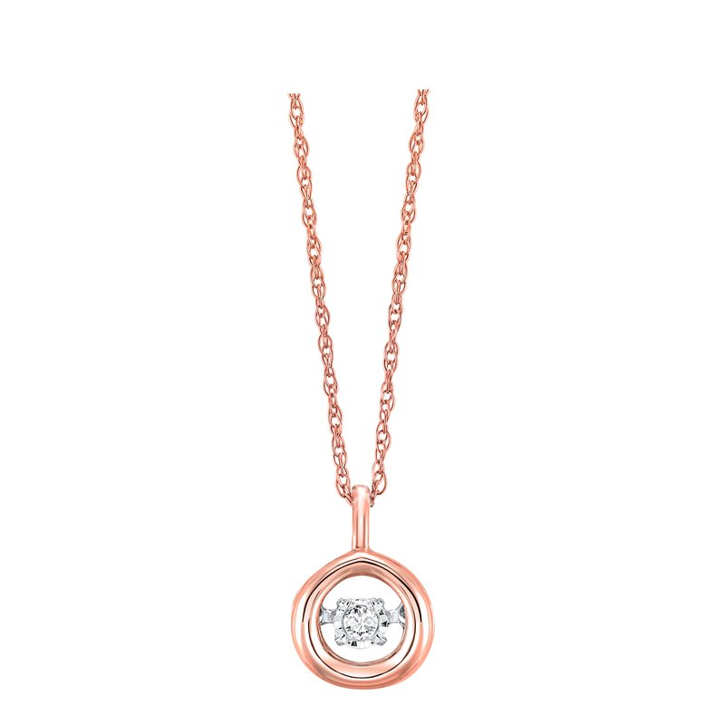 Gems One Rhythm of Love Circle Necklace