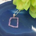Arizona Amethyst™ Silver Jewelry Arizona Amethyst Necklace