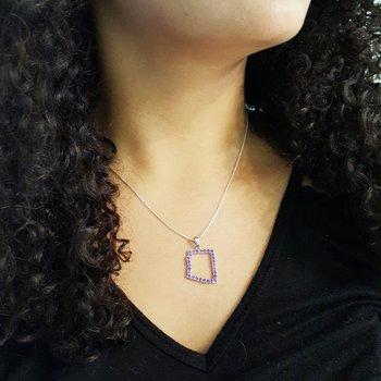 Arizona Amethyst Necklace