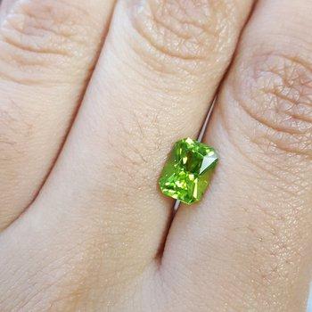 Special Order Peridot Ring