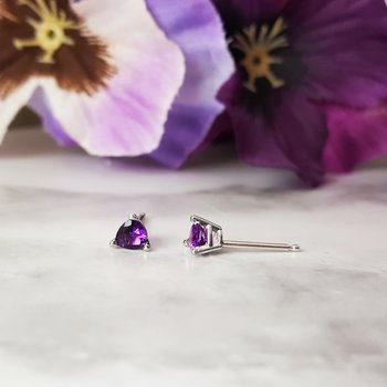 Essential 1/3CT Trillion Studs