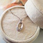 Sami Fine Jewelry Open Oval Necklace