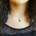 Sami Fine Jewelry Sapphire Necklace