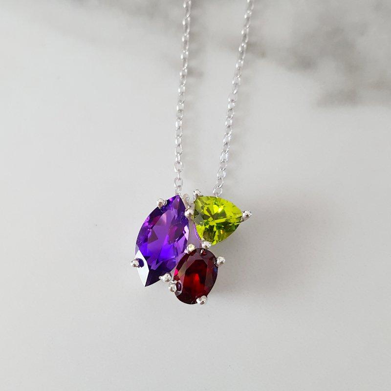 Sami Fine Jewelry Custom Pendant