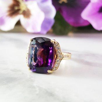 Blooming Vintage Ring