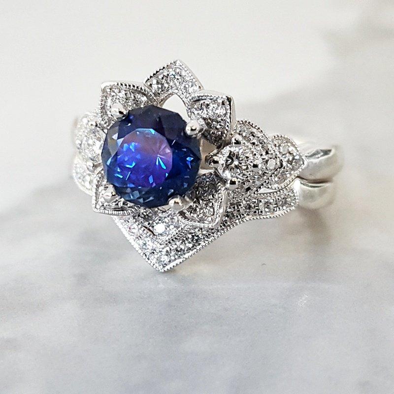 American Gem Collection™ Western Blue