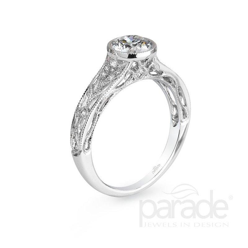 "Parade ""Hera"" Bezel Engagement Ring"