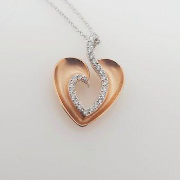 ZP1134 HEART PENDANT
