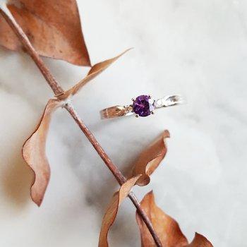 Essential Arizona Amethyst Ring