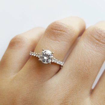 Timeless Engagement Ring
