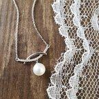 Sami Fine Jewelry Akoya Pearl Necklace