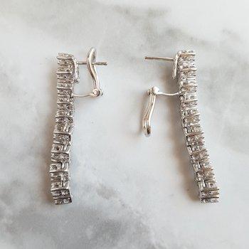 Dewdrop Diamond Earrings