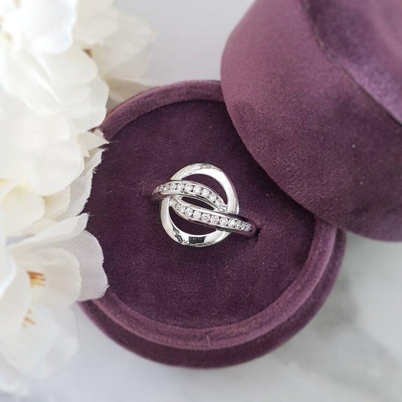 Sami Fine Jewelry Intertwine Ring