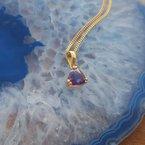 Arizona Amethyst™ Gold Jewelry Classic Trillion Pendant