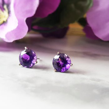 Essential 4CT Round Brilliant Studs