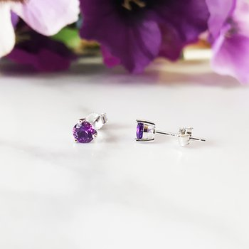 Essential 1/2CT Round Studs