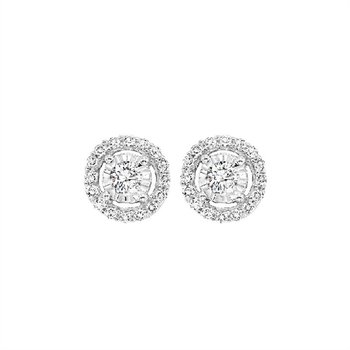 True Reflections Studs