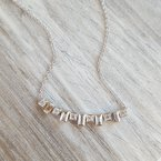 Sami Fine Jewelry Diamond Bar Necklace
