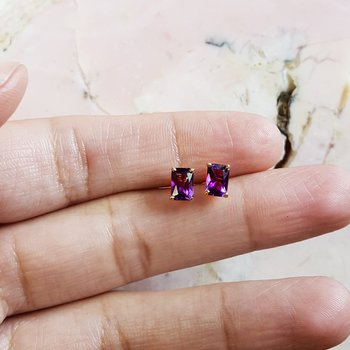 Essential 1CT Radiant Earrings