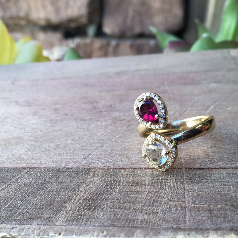 American Gem Collection™ American Dream Ring