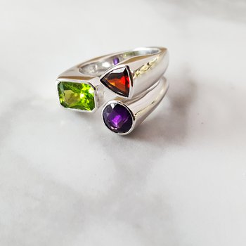Custom Explorer Ring