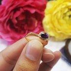 Arizona Amethyst™ Gold Jewelry Oval Bezel Amethyst Ring