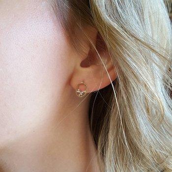 Cascade Diamond Earrings