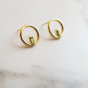 Negative Space Earrings
