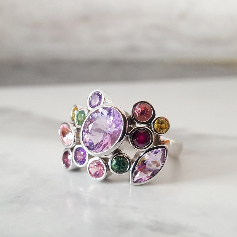 American Gem Collection™ Wanderer Ring