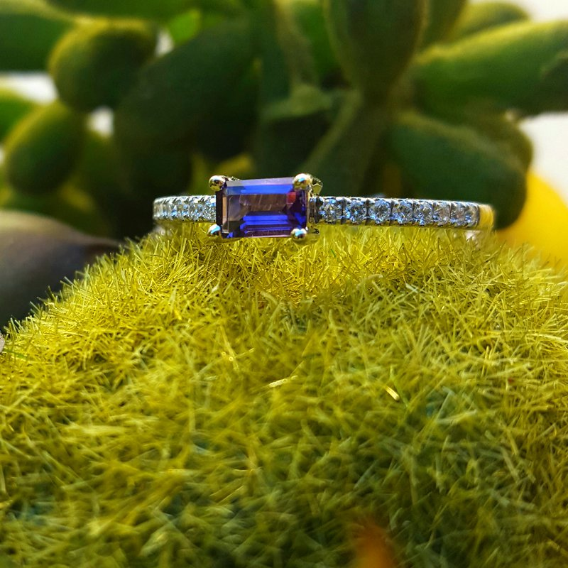 Arizona Amethyst™ Gold Jewelry Amethyst Stackable Ring