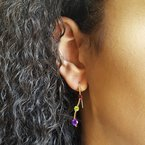 Arizona Explorer Collection Wave Drop Earrings