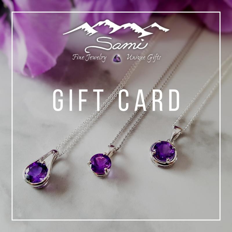 Sami Fine Jewelry Gift Cards