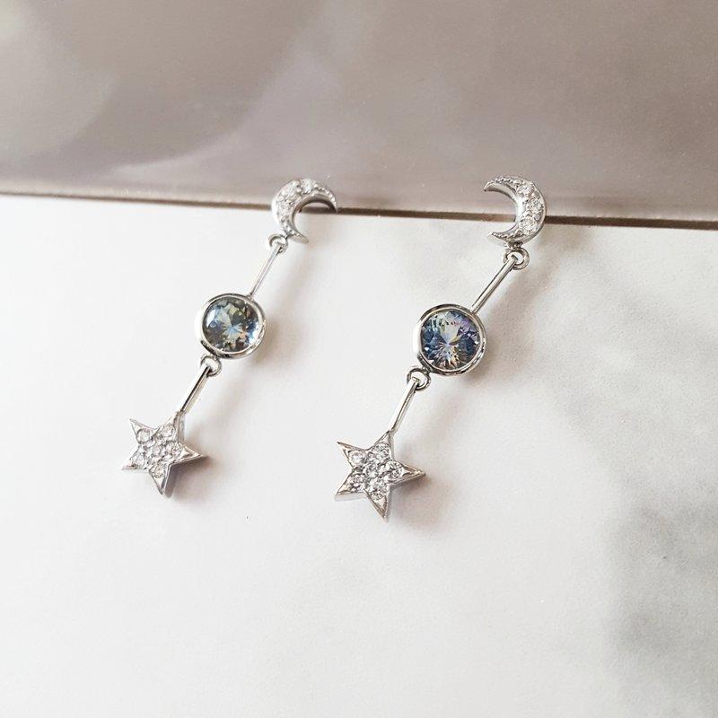 American Gem Collection™ Celestial Earrings