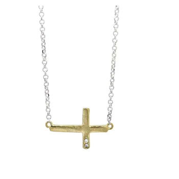 Otherworld Necklace - Cross