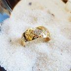 Sami Fine Jewelry Flush-Set Diamond Ring