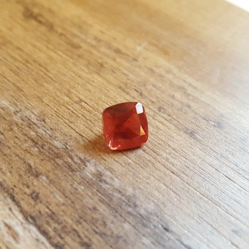 Cushion Cut Oregon Sunstone