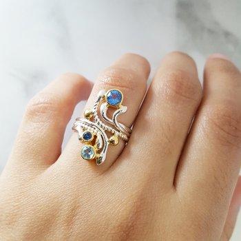 Waterdance Ring