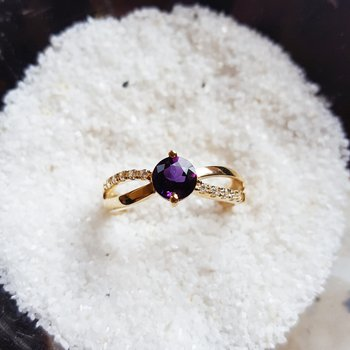 Petite Open Band Ring