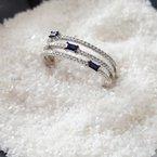 Sami Fine Jewelry Sapphire Ring