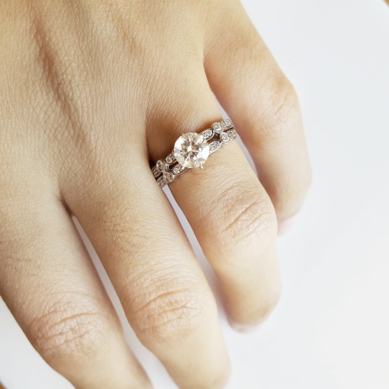 Sami Fine Jewelry Double Band Ring