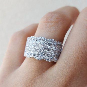 Pavé Dream Ring