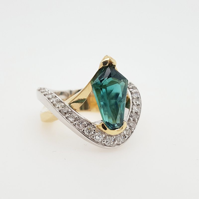 American Gem Collection™ Heart of the Ocean