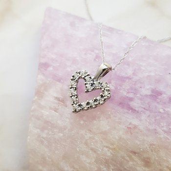 Mini Heart Pendant