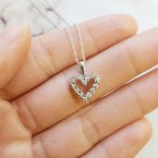 Gems One Mini Heart Pendant