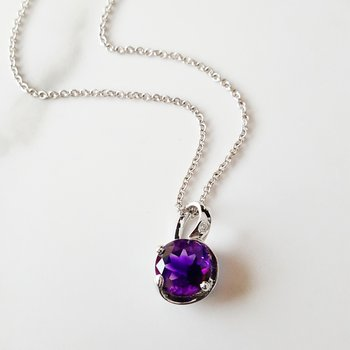 Curved Bale Pendant