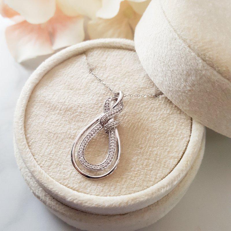 Sami Fine Jewelry Twist Necklace