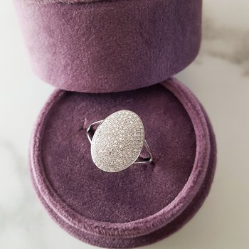 Pavé Fashion Ring