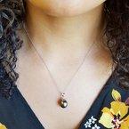 Sami Fine Jewelry Tahitian Pearl Necklace