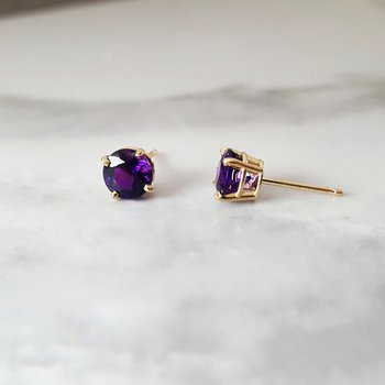Essential 2CT Round Studs